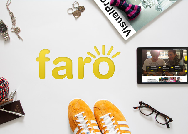 Project Faro | Corporate Site