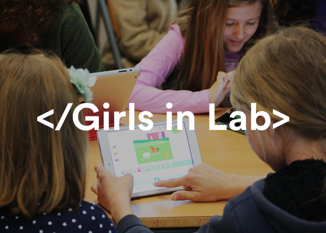 Girls in Lab | Corporate Site