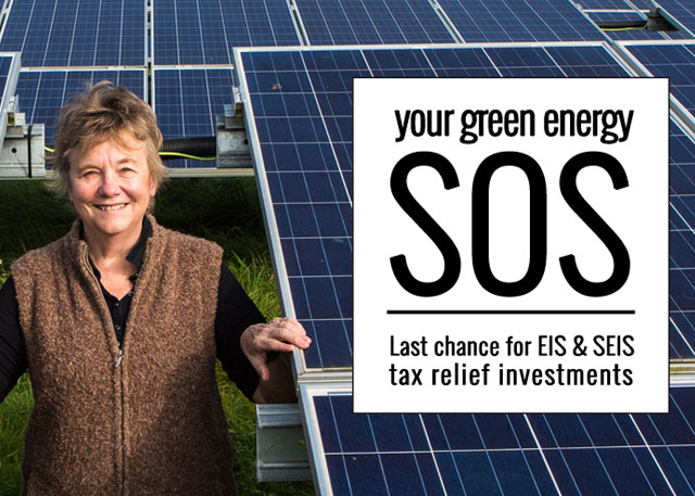 Your Green Energy SOS